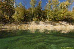 Lac des Ciments - Beaumont sur Oise