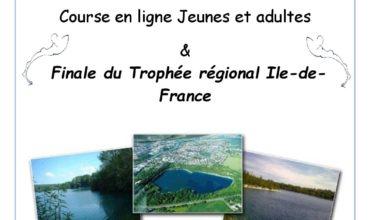 Trophée régional Nage en eaux vives le 26 mai